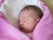 SAŠA OLÁHOVÁ. Narodila se 23. února Kataríně Olah Tvrdoňové a Gejzovi Olahovi z Jablonce nad Nisou. Vážil 3,83 kg a měřila 51 cm.