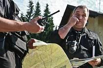 V Kořenově a na osadě Jizerka se sešli záchranáři z Horské služby s policisty z Česka a Polska na společném cvičení. Tématem bylo hledání pohřešovaných osob.
