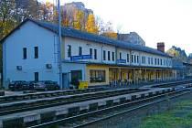 Železnobrodské vlakové nádraží