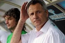 Fotbalisté FK Jablonec 97 ve čtvrtek 19. června zahájí přípravu na nadcházející ročník 1. Gambrinus ligy, ve kterém je povede zkušený fotbalový trenér a fotbalový odborník František Komňacký (vpravo) spolu s asistentem Jozefem Weberem.