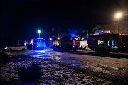 Hasiči zasahovali 17. listopadu u požáru Šámalovy chaty v Bedřichově na Jablonecku.