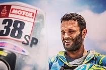 Milan Engel na Dakaru