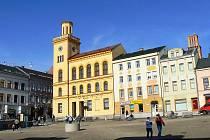 Jablonec nad Nisou. Městská knihovna.