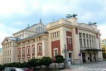 Městské divadlo Jablonec nad Nisou.