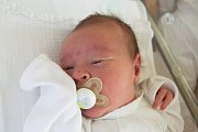 MICHAL ZACHOVAL se narodil v neděli 1. října mamince Haně Zachovalové z Bozkova. Měřil 52 cm a vážil 4,02 kg.