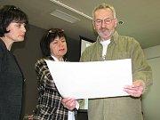 V doprovodném programu například návštěvníci Mezinárodního trienále Jablonec 2008 uvidí i práce Bořka Šípka, který bude vystavovat v jabloneckém kostele sv. Anny.