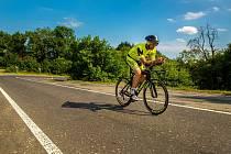 Martin Vinař. Běžné dávky triatlonu mu nestačí, zvolil ty nejvyšší.