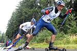 Liberecký běžec na lyžích, olympijský medailista z Vancouveru Jiří Magál.