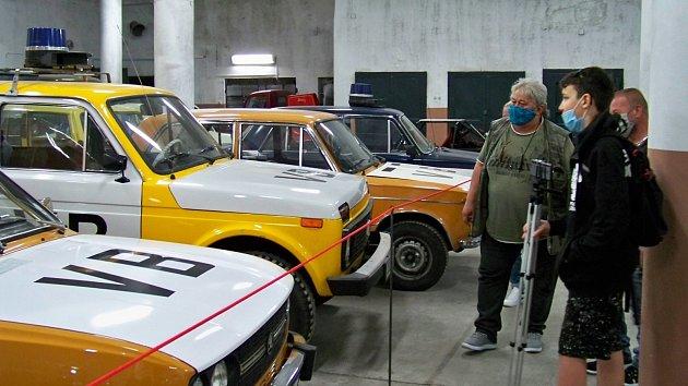 Muzeum socialistických vozů v Železném Brodě