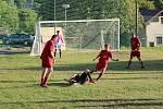 V okresním přeboru II. třídy padlo o víkendu na Jablonecku dvakrát deset gólů do sítě soupeře.