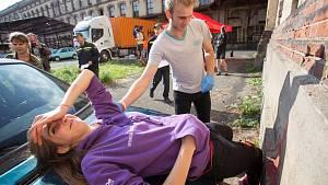 V Semilech soutěžili mladí hasiči a záchranáři.