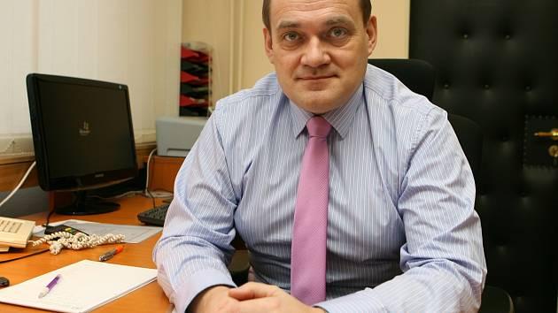 Ředitel Nemocnice Jablonec n. N. Vít Němeček