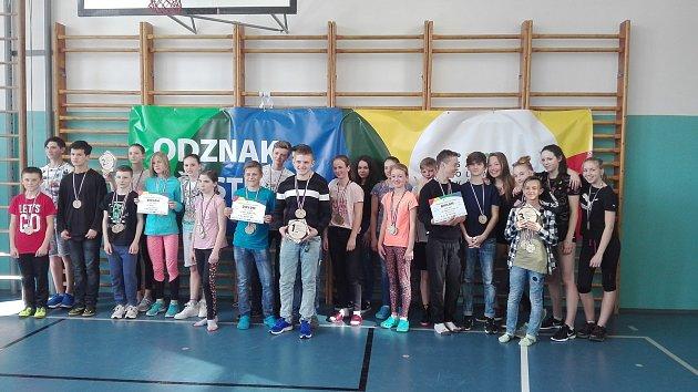 Okresní kolo Odznaku všestrannosti se konalo na ZŠ Železný Brod Školní. Vítězství si zajistila pořadatelská škola a postupuje do krajského kola.