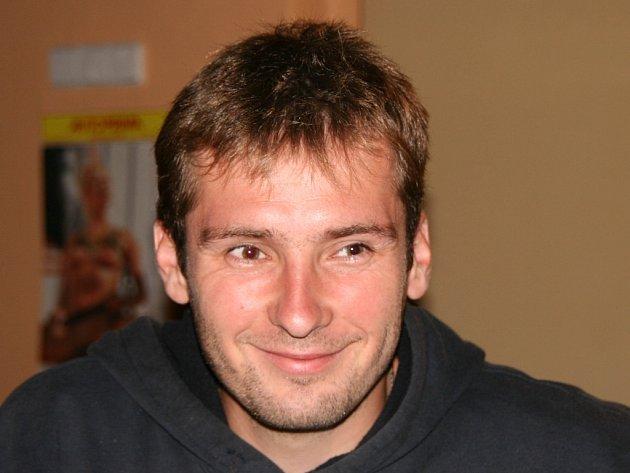 Milan Kozák, předseda Základní kynologické organizace Kokonín