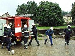 Sbor dobrovolných hasičů Nová Ves nad Nisou.