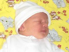 Tomáš Soudil se narodil Šárce Romanové a Davidovi Soudilovi z Jablonce nad Nisou 17. 11. 2014. Měřil 51 cm, vážil 3450 g.