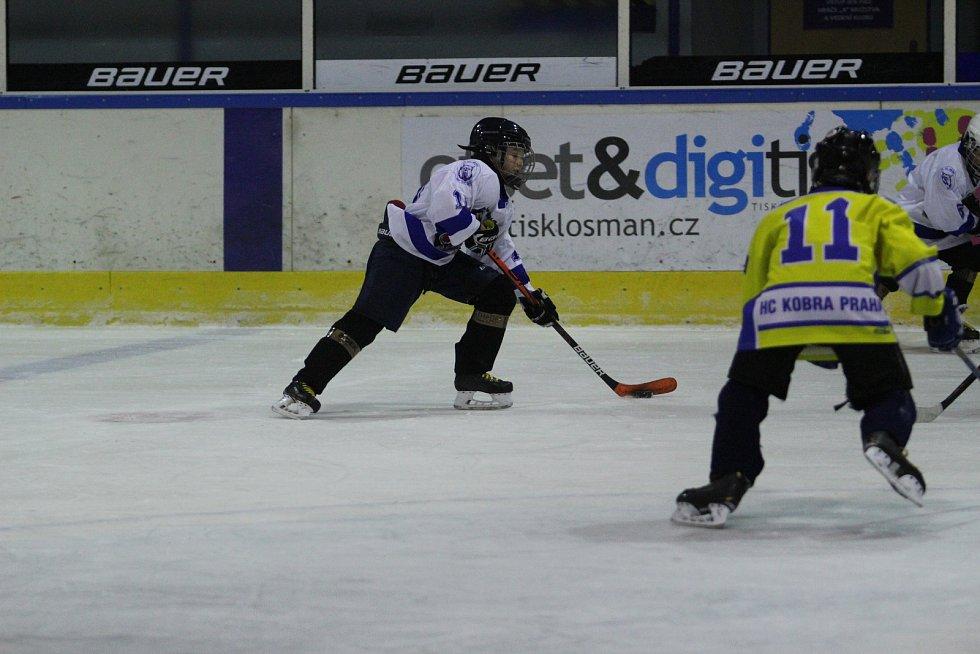 Na nedostatek mládeže si jablonečtí HC Vlci nemohou stěžovat. Jeden z týmů tvoří kategorie U10, kterou trénují Tomáš Měrtl a Lukáš Žemba.