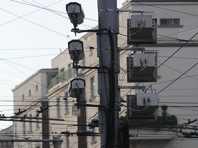Kamery. Ilustrační snímek