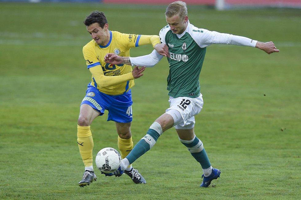 V utkání s Teplicemi kraloval Martin Doležal. Jablonečtí přehráli doma soupeře 4:1.