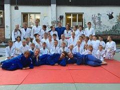 Členové jabloneckého Judo Klubu strávili závěr prázdnin na soustředění a připravovali se už na zářijové závody.