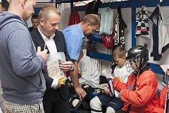 Czech North Hockey - Letní hokejová škola v Jablonci