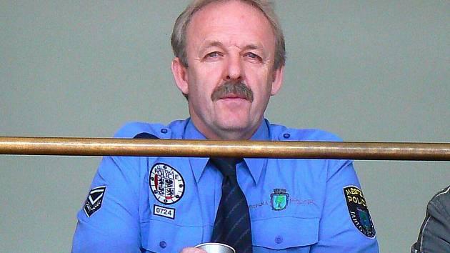 Ředitel Městské policie Jablonec nad Nisou Jiří Rulc.