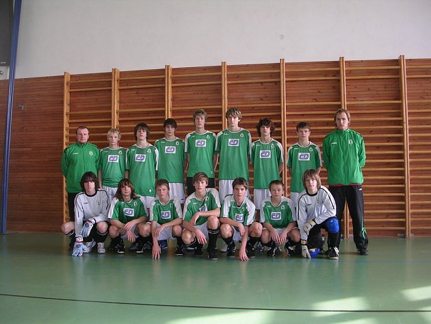 Starší žáci FK Jablonec
