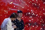 Velké finále X Factoru - vítězem je Jiří Zonyga. Jablonecký Ondřej Ruml skončil druhý.