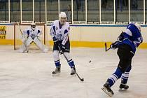 Utkání 7. kola 2. ligy ledního hokeje skupiny Sever a Střed se odehrálo 3. října na zimním stadionu v Jablonci nad Nisou. Utkaly se týmy HC Vlci Jablonec nad Nisou a SC Kolín.