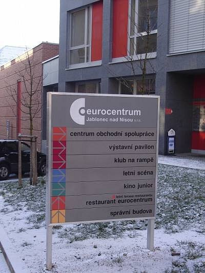 Eurocentrum Jablonec nad Nisou
