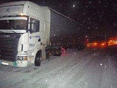 Kamiony na Harrachov neprojedou