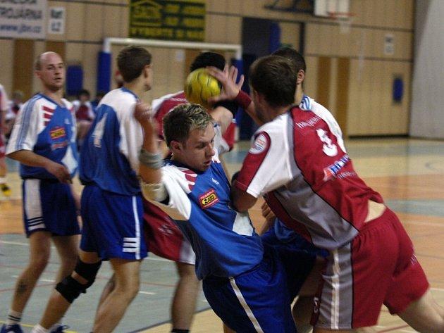 Házenkáři ELP Jablonec ve svém posledním zápase sezony podlehli vítězi II. ligy Jičínu.