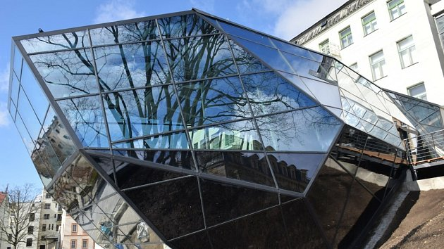 Muzeum ukázalo vnitřek krystalu