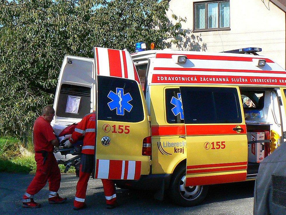 Součinnostní cvičení složek IZS Libereckého kraje naplánovali organizátoři v naprostém utajení na středu 22. září dopoledne do obce Bezděčín u Frýdštejna. Že jde o cvičení, věděli podle vyjádření jen tři lidé.