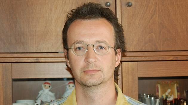 Jan Řičař, ředitel dětského domova