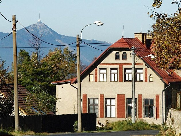 Budova bývalé školy v Maršovicích