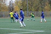 V derby I. A třídy měli více štěstí domácí hráči Jiskry Mšeno B. Jediný gól jim zajistil tři body, soupeři z Pěnčína už se nepodařilo vyrovnat.