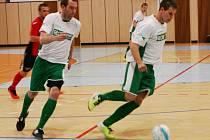 Futsalisté budou již o víkendu bojovat v Chebu o další body.