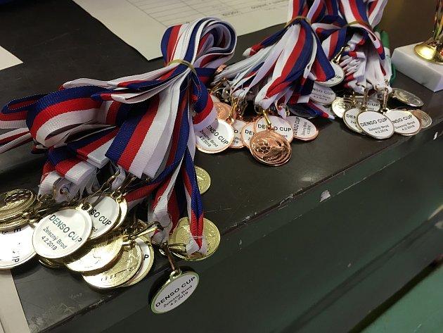 Mladí fotbalisté zJablonecka a Liberecka se utkali vdalším ročníku oblíbeného turnaje.