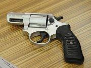Ilustrační snímek pistole.