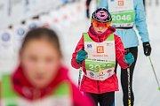 Závod v klasickém lyžování, ČT Jizerská 10, proběhl 17. února v Bedřichově na Jablonecku v rámci série závodů Jizerské padesátky. Hlavní závod na 50 kilometrů zařazený do seriálu dálkových běhů Ski Classics se pojede 18. února 2018.