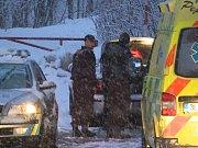 Zavražděného muže našli v kufru jeho služebního vozu v neděli 25. února