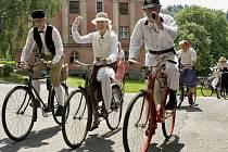 Ze Spanilé jízdy cyklostezkou Járy Cimrmana