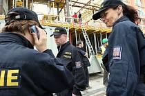 Akce cizinecké policie. Ilustrační snímek.