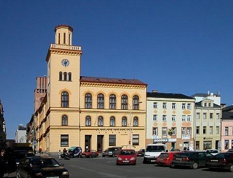 Městská knihovna v Jablonci nad Nisou