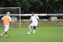 Fotbalisté Zásady budou v podzimní sezóně bojovat o postup pod vedením nového trenéra Stanislava Karely.