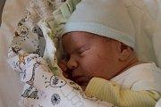Matyáš Tomek se narodil v pátek 8. prosince mamince Kláře Elichové z Jablonného v Podještědí. Měřil 47 cm a vážil 2,92 kg.