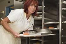 S kvalitou kuchyně v jablonecké nemocnici jsou všichni spokojeni.