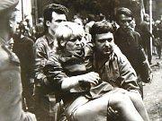 Srpen 1968.Praha