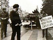 Srpen 1968. Praha